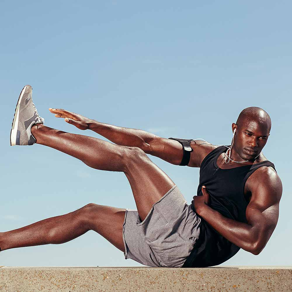 Beer Belly Abolisher: Core Toning Workout