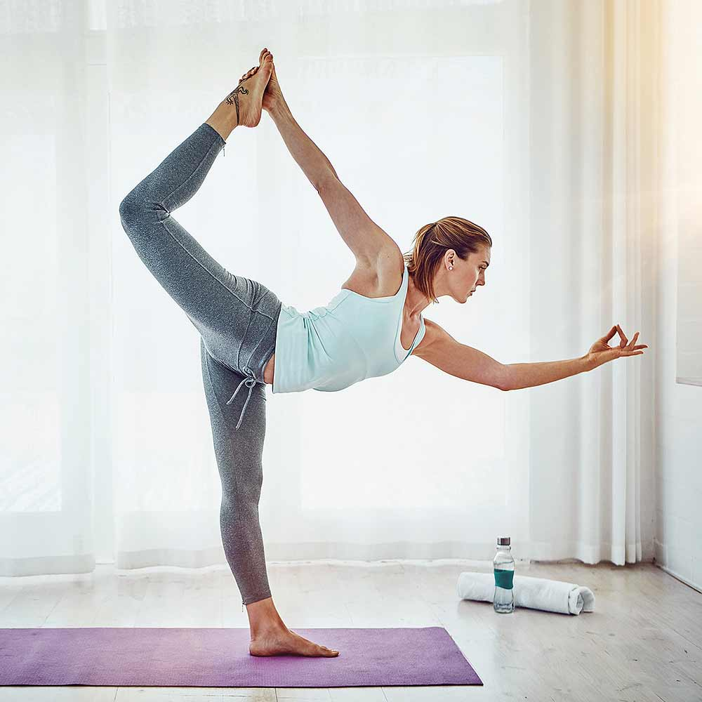 Dynamic Warm-Up Yoga Sequence · WorkoutLabs Fit