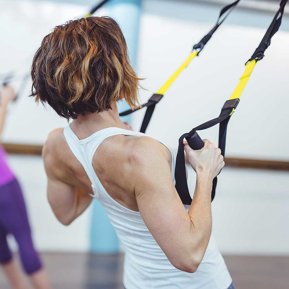 Max TRX: Suspension Training Circuit