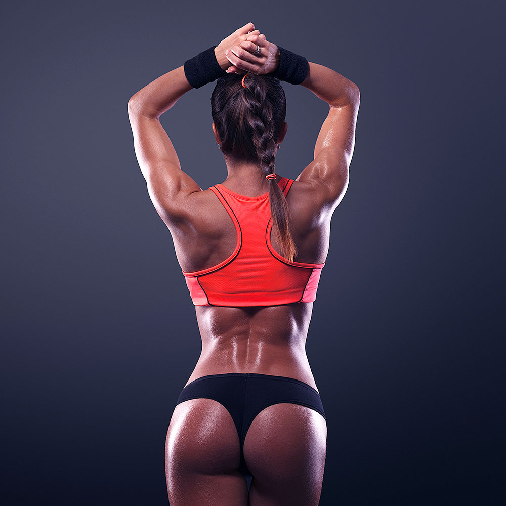 Baby Got Back: Back & Butt 3-Day Workout Pack