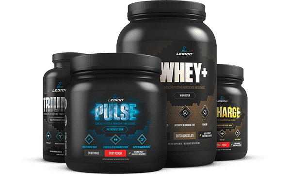 Shop workout supplements from Legion