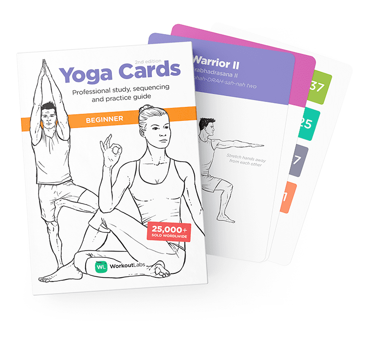 Exercise anywhere, anytime with Exercise & Yoga Cards by WorkoutLabs